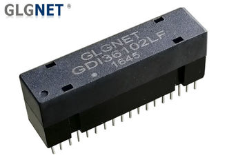 1000 Base -T Discrete Magnetic Ethernet Isolation Transformer 36 PIN In 2 Rows